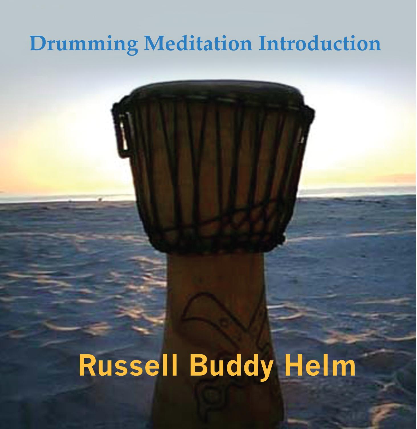 beach Djembe Drumming meditation