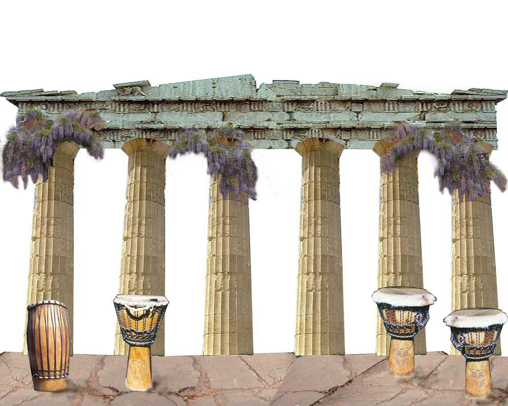 Healing Drum Temple