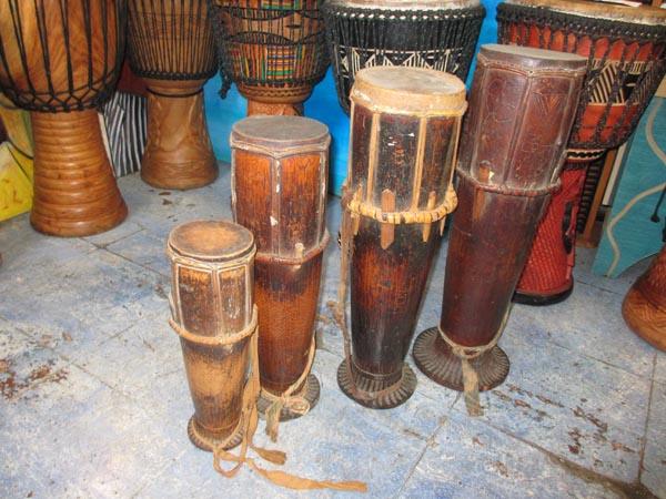 Bali drums