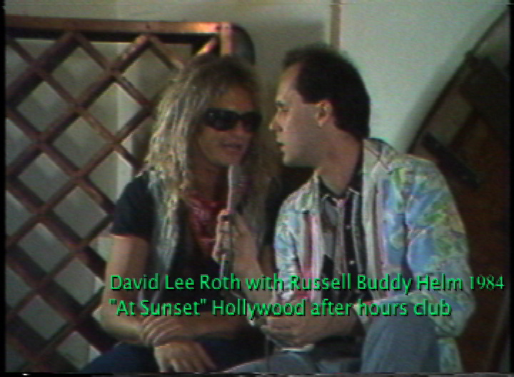 david lee roth buddy