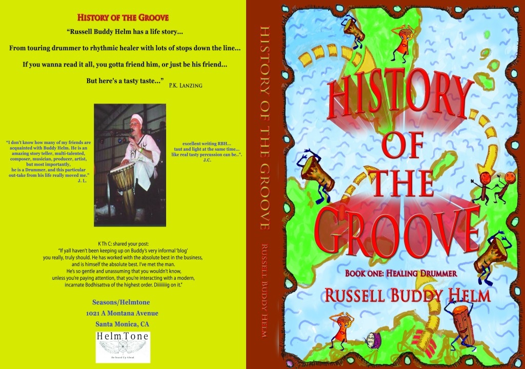 History of the Groove book cover